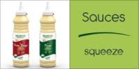 Sauces squeeze