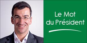 Charles Darbonne - PDG de Darégal - le spécialiste des herbes aromatiques