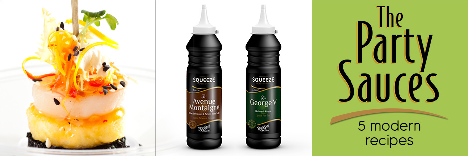 Squeeze Premium - The Party Sauces by Darégal