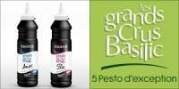 Les Grands Crus Basilic - squeeze premium par Darégal