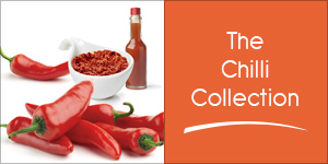 Turn the heat up with the Chilli Collection by Darégal