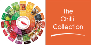 The Chilli Collection by Darégal